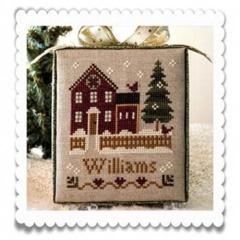 Hometown Holiday - My House - Kreuzstichvorlage Little House Needleworks