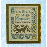 Elizabeths Designs Stickvorlage Antique Celtic Sampler