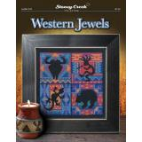 Stoney Creek Stickvorlage Western Jewels