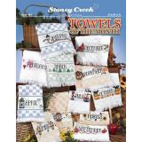 Kreuzstichvorlage Stoney Creek - Towels Of The Month