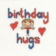 Birthday - Stickpackung DMC Geburtstag Junge