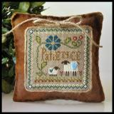 Little House Needleworks Stickvorlage Little Sheep Virtues Patience