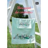 Band 142, Bouquet de Couleurs  - Stickbuch Rico Design