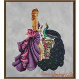 Cross Stitching Art Stickvorlage Eleni The Beauty Of Troy