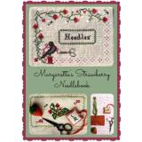 Lindsay Lane Designs Stickvorlage Margarettes Strawberry Needlebook