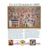 Needle WorkPress Stickvorlage Ellen Harrison 1889