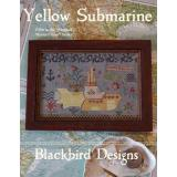Blackbird Designs Stickvorlage Yellow Submarine