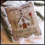 Stickvorlage Country Cottage Needleworks Classic Collection Let Us Adore Him