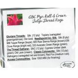 Embellishment Pack ABC Pyn Roll & Crown Tulip