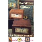 A White Cottage - Stickvorlage Needle WorkPress