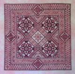Northern Expressions Needlework Stickvorlage Shades Of Rose