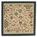 Simple Gifts-Christmas - Stickvorlage Praiseworthy Stitches