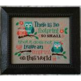 Leave An Imprint - Stickvorlage Cherry Hill Stitchery