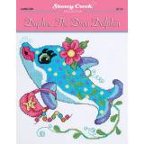 Stoney Creek Stickvorlage Daphne The Diva Dolphin