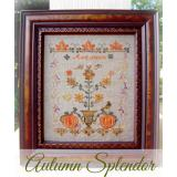 Autumn Splendor - Stickvorlage Lindsay Lane Designs