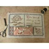 Threadwork Primitives Stickvorlage Common Thread Stitchers Mat