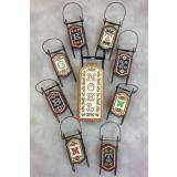 Letter Sleds A To Z - Stickvorlage Foxwood Crossings