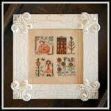 Fall Squared - Little House Needleworks