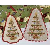 Blackberry Lane Designs Stickvorlage Christmas Memories
