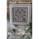 Apple Orchard - Garden Club #2 - Kreuzstichvorlage Blackbird Designs