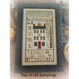 Tree Of Life Samplings Stickvorlage Pursue Thanks