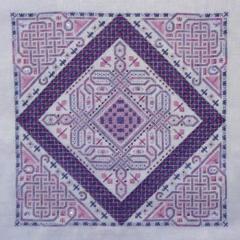 Northern Expressions Needlework Stickvorlage Celtic Flutter