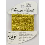 Petit Treasure Braid Rainbow Gallery - High Gloss Bright Gold