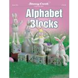 Alphabet Blocks - Stickheft Stoney Creek