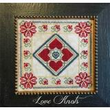 Love Knots - Stickvorlage Lindsay Lane Designs