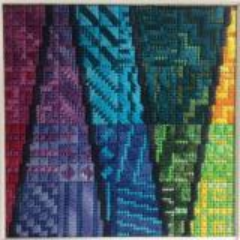 Color Delights - Rainbow 2 (gezählter Gobelin) - Stickvorlage Needle Delights Originals