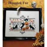 Kit & Bixby Stickvorlage Haunted Fur