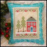 Stickvorlage Country Cottage Needleworks Snow Place Like Home 2