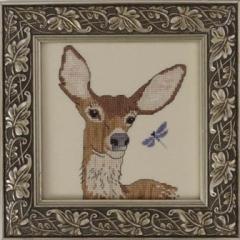 Kreuzstichvorlage Designs by Lisa - Oh my Deer