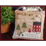 No Place Like Home - Stickvorlage Little House Needleworks