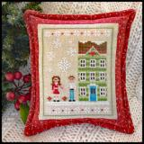 Stickvorlage Country Cottage Needleworks Snow Place Like Home 5