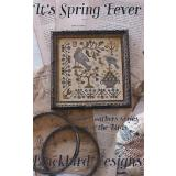 Loose Feathers - Its Spring Fever - Stickvorlage Blackbird Designs
