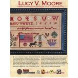 Lucy V Moore - Stickvorlage Needle WorkPress
