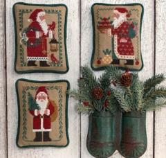 Santas Revisited II - The Prairie Schooler