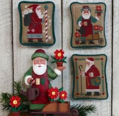Santas Revisited III - The Prairie Schooler
