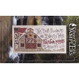Freedom Reigns - Stickvorlage Silver Creek Samplers