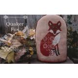 Quaker Fox - Stickvorlage The Workbasket
