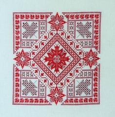 Shades Of Canada - Stickvorlage Northern Expressions Needlework