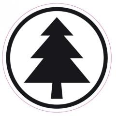 Keksstempel Tannenbaum / Weihnachtsbaum - Rico Design