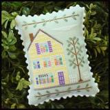 Country Cottage Needleworks Stickvorlage Main Street Bookstore