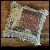 Early American - Nathan Hale - Kreuzstichvorlage Little House Needleworks