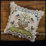 Early American - Freedom - Kreuzstichvorlage Little House Needleworks