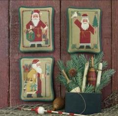 Santas Revisited IV (1986, 1988, 1992) - The Prairie Schooler