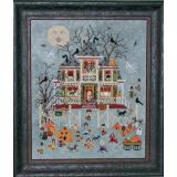 Mummys Moonlight Cafe - Stickvorlage Praiseworthy Stitches
