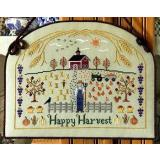 Happy Harvest - Kreuzstichvorlage Needles Notion