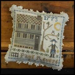 Early American - Paul Revere - Kreuzstichvorlage Little House Needleworks